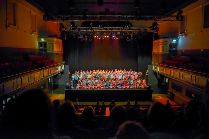 All Schools - Rio Parr Hall 23rd March 2016-9